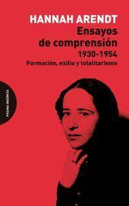 ENSAYOS DE COMPRENSIÓN 1930-1954