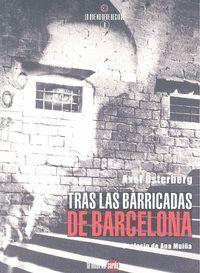 TRAS LAS BARRICADAS DE BARCELONA