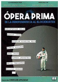 ÓPERA PRIMA