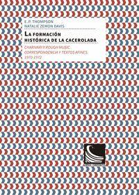 LA FORMACION HISTORICA DE LA CACEROLADA: CHARIVARI Y ROUGH MUSIC.
