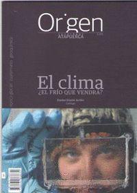 CUADERNO ORIGEN 3 EL CLIMA