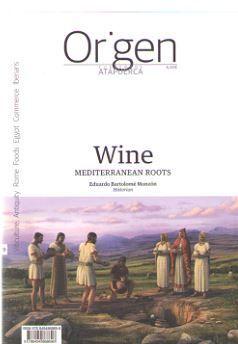CUADERNO ORIGEN 9 WINE (ENGLISH)