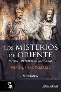 MISTERIOS DE ORIENTE NOVELA II DE PUBLIO VITELIO LONGO,LOS