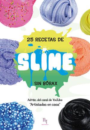 25 RECETAS DE SLIME