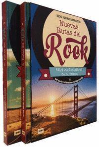ESTUCHE RUTAS DEL ROCK (VIAJE POR LOS LUGARES DE LA MUSICA)
