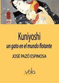 KUNIYOSHI: UN GATO EN EL MUNDO FLOTANTE