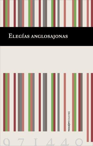 ELEGÍAS ANGLOSAJONAS