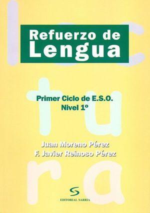 REFUERZO DE LENGUA