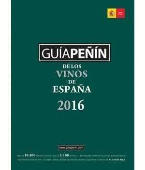GUIA PEÑIN DE LOS VINOS DE ESPAÑA 2016