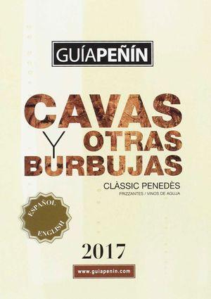 GUIA PEÑIN DE LOS CAVAS Y OTRAS BURBUJAS 2017