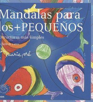 MANDALAS PARA LOS + PEQUEÑOS