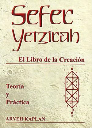 SEFER YETZIRAH LIBRO DE LA CREACION