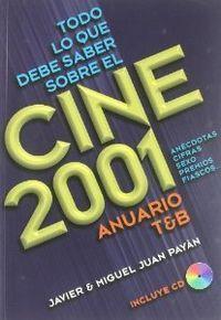 CINE 2001 ANUARIO T & B + CD