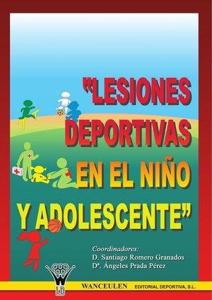 LESIONES DEPORTIVAS DEL NIÐO Y EL ADOLESCENTE