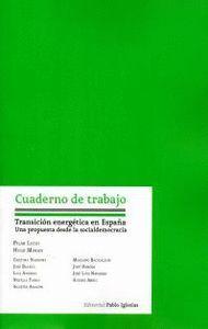 TRANSICIÓN ENERGÉTICA EN ESPAÑA