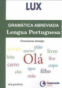 GRAMATICA ABREVIADA LENGUA PORTUGUESA