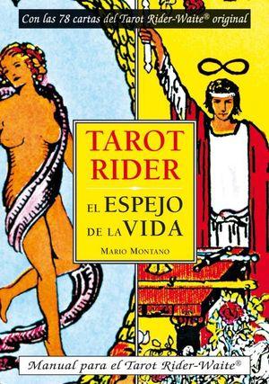 TAROT RIDER (PACK) EL ESPEJO DE LA VIDA