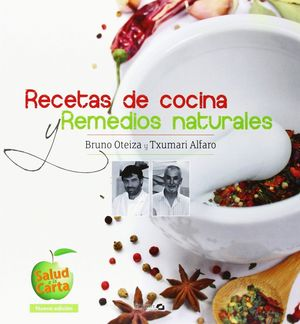 RECETAS DE COCINA Y REMEDIOS NATURALES