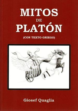 MITOS DE PLATON (CON TEXTO GRIEGO)