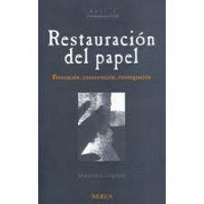 RESTAURACIÓN DEL PAPEL