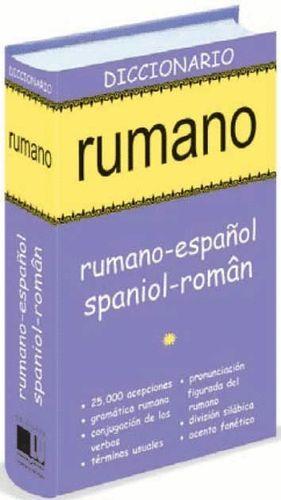 DICCIONARIO RUMANO (T)