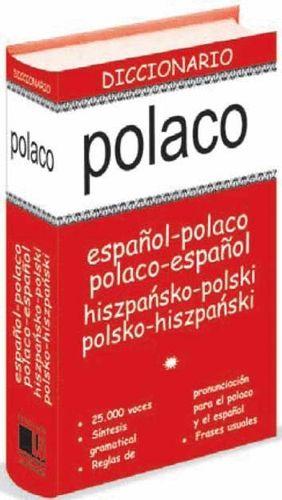DICCIONARIO ESPAÑOL POLACO/POLACO ESPAÑOL (T)