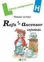 RAFA Y EL ASCENSOR ENFADADO
