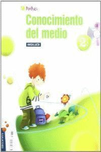 CONOCIMIENTO DEL MEDIO 2 PRIMARIA C. ANDALUCIA
