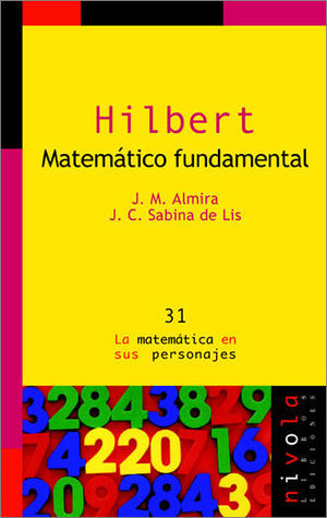 HILBERT MATEMATICO FUNDAMENTAL