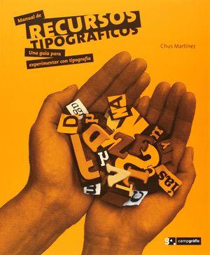 MANUAL DE RECURSOS TIPOGRAFICOS