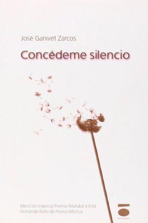 CONCÉDEME SILENCIO
