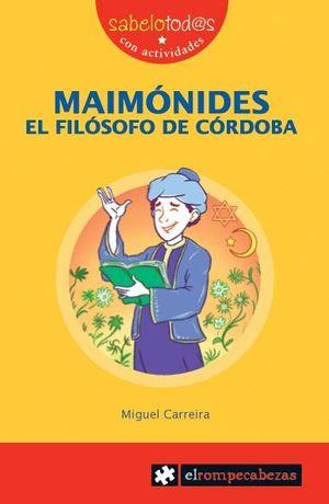 MAIMONIDES EL FILOSOFO DE CORDOBA