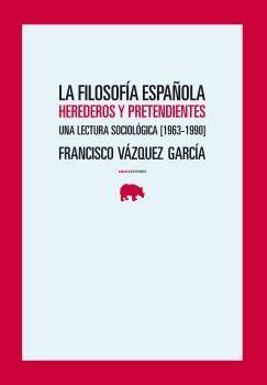 LA FILOSOFIA ESPAÑOLA