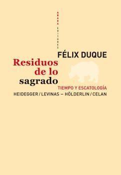 RESIDUOS DE LO SAGRADO
