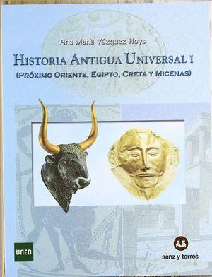HISTORIA ANTIGUA UNIVERSAL I
