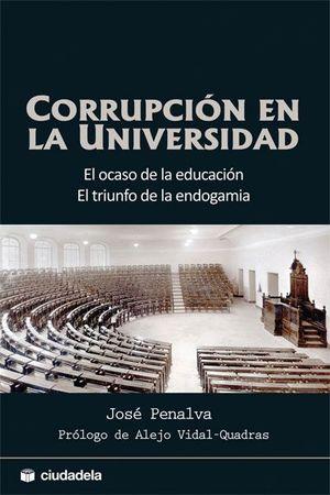 CORRUPCIÓN EN LA UNIVERSIDAD