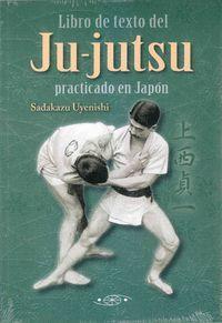 LIBRO DE TEXTO DEL JU-JUTSU PRACTICADO EN JAPON