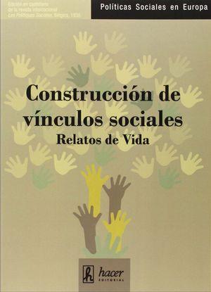 CONSTRUCCIÓN DE VÍNCULOS SOCIALES