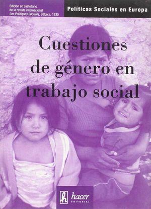 CUESTIONES DE GENERO EN TRABAJO SOCIAL - PPSSE 29
