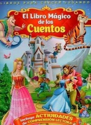 EL LIBRO MÁGICO DE LOS CUENTOS