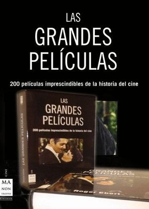 LAS GRANDES PELICULAS (PACK) 200 PELICULAS IMPRESCINDIBLES