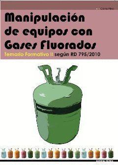 MANIPULACION DE EQUIPOS CON GASES FLUORADOS