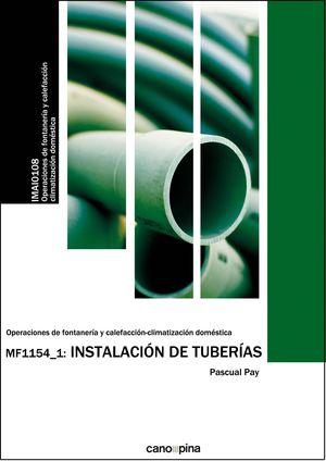 INSTALACION DE TUBERIAS MF1154 1