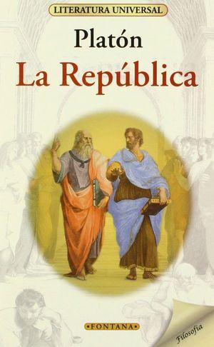 LA REPUBLICA (LITERATURA UNIVERSAL)