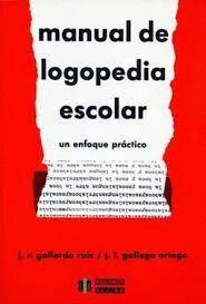MANUAL DE LOGOPEDIA ESCOLAR
