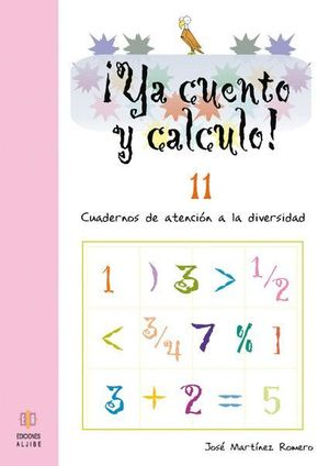 YA CUENTO Y CALCULO 11