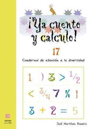 YA CUENTO Y CALCULO 17