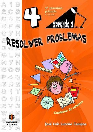 APRENDO A... RESOLVER PROBLEMAS 4