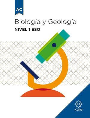 BIOLOGIA Y GEOLOGIA 1º ESO ADAPTACION CURRICULAR 2016
