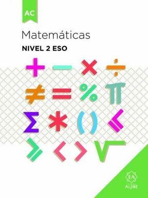 MATEMÁTICAS NIVEL 2 ESO ADAPTACION CURRICULAR
